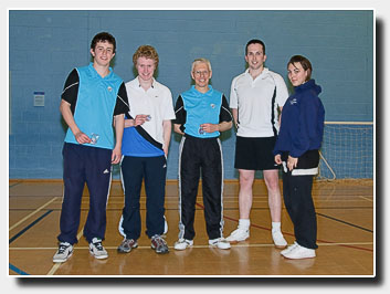 SBL Cup Runners Up - Norton and Baldock A